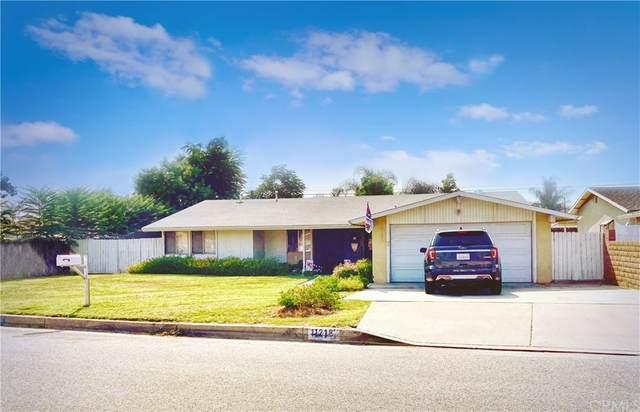 11218 Greenwood Way, Ontario, CA 91762 (#TR21189500) :: Mainstreet Realtors®