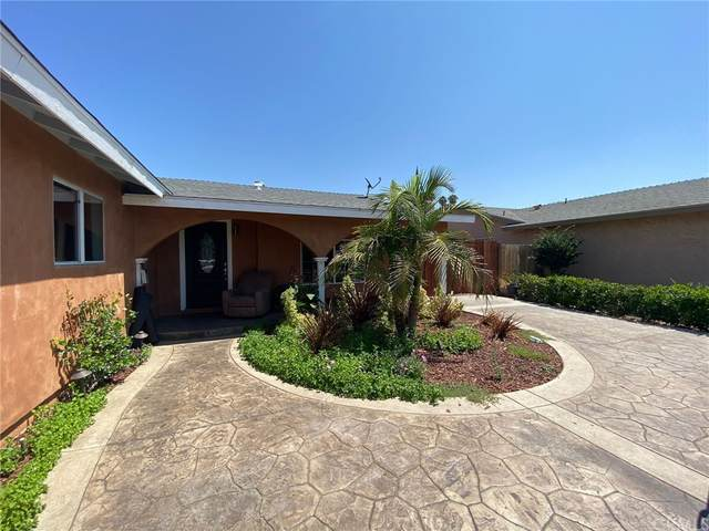 262 S Midway Drive, Escondido, CA 92027 (#IV21190796) :: Steele Canyon Realty