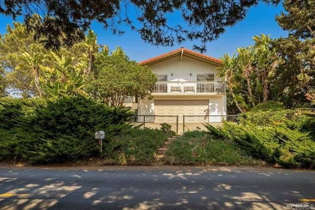 1283 Eolus Avenue, Encinitas, CA 92024 (#NDP2110098) :: Steele Canyon Realty