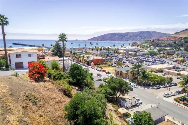 350 2nd Street, Avila Beach, CA 93424 (#SC21188118) :: Swack Real Estate Group | Keller Williams Realty Central Coast