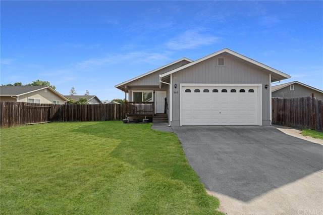 505 Melody Lane, Upper Lake, CA 95485 (#LC21191096) :: Zutila, Inc.