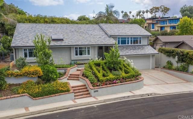 2894 Zell Drive, Laguna Beach, CA 92651 (#LG21190812) :: American Real Estate List & Sell