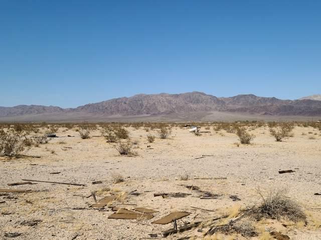 0 Indian Trail, 29 Palms, CA 92277 (#EV21191195) :: The Houston Team | Compass