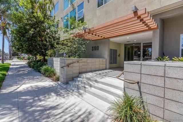 3100 6th Avenue #305, San Diego, CA 92103 (#210024706) :: Steele Canyon Realty