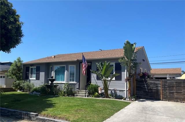 309 Valmore Avenue, Ventura, CA 93003 (#SR21189428) :: Corcoran Global Living