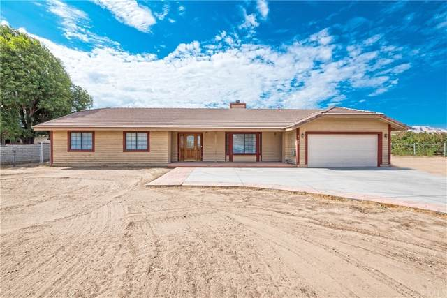 8124 E Avenue U, Littlerock, CA 93543 (#BB21187437) :: Swack Real Estate Group | Keller Williams Realty Central Coast
