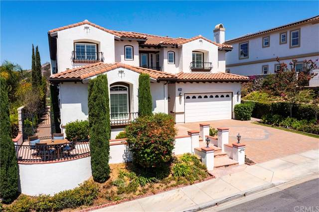 18257 Nicklaus Road, Yorba Linda, CA 92886 (#OC21185171) :: Steele Canyon Realty