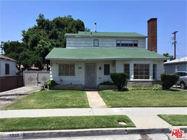 1715 N Santa Fe Avenue, Compton, CA 90221 (#21749504) :: RE/MAX Masters