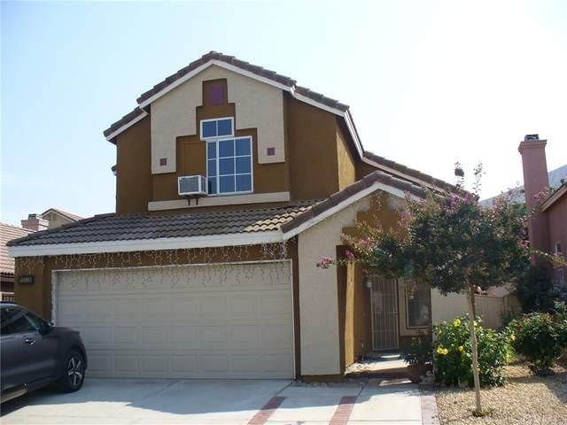 15539 Carrera Drive, Fontana, CA 92337 (#IV21191647) :: Corcoran Global Living