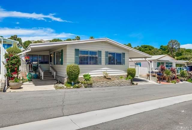 2275 W 25th Street #70, San Pedro, CA 90732 (#SB21190927) :: RE/MAX Empire Properties
