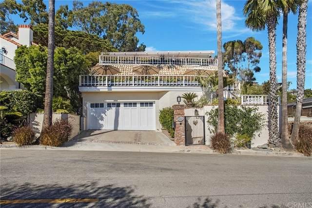366 High Drive, Laguna Beach, CA 92651 (MLS #OC21190849) :: The Zia Group