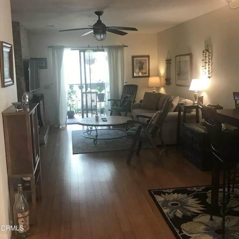 771 Seneca Street D49, Ventura, CA 93001 (#V1-8087) :: Mainstreet Realtors®