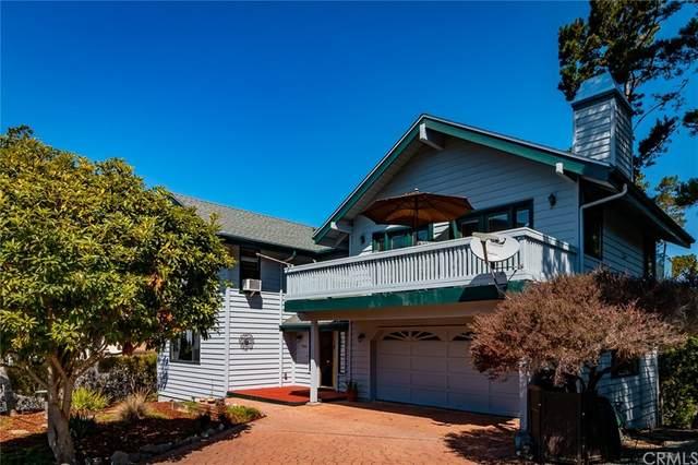 1544 Berwick Drive, Cambria, CA 93428 (#SC21176343) :: Swack Real Estate Group | Keller Williams Realty Central Coast