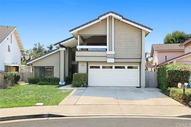 33 Hunter, Irvine, CA 92620 (#OC21191995) :: Blake Cory Home Selling Team