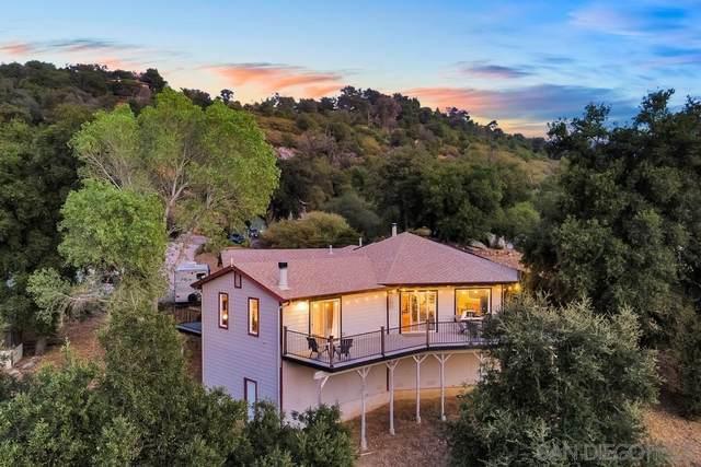 5065 Mountainbrook Road, Santa Ysabel, CA 92070 (#210024792) :: Corcoran Global Living