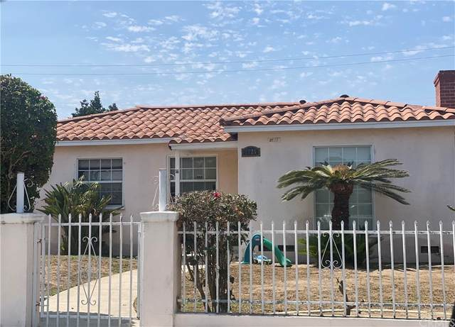 2725 Baltic Avenue, Long Beach, CA 90810 (#PW21182752) :: Wendy Rich-Soto and Associates