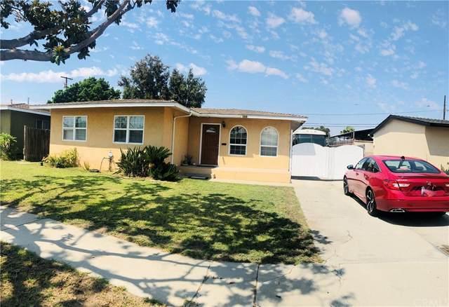 133 E 234th Street, Carson, CA 90745 (#IV21192170) :: RE/MAX Empire Properties