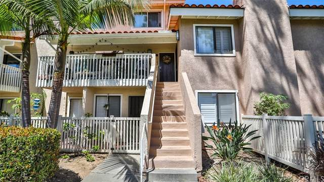 19152 Shoreline Lane #8, Huntington Beach, CA 92648 (#CV21187295) :: Corcoran Global Living