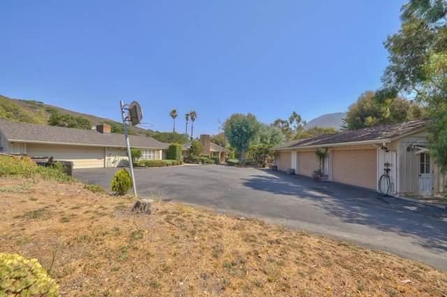 933 Carmel Valley Road, Carmel Valley, CA 93924 (#ML81860651) :: Murphy Real Estate Team