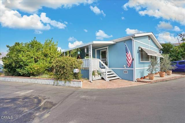 1202 Loma Drive #105, Ojai, CA 93023 (#V1-8108) :: The M&M Team Realty