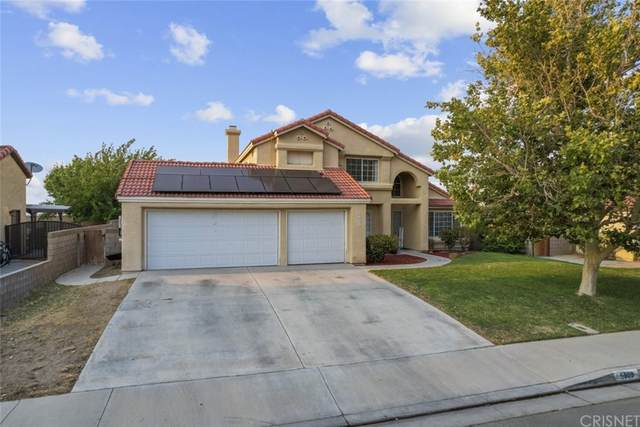 5809 Almond Valley Way, Quartz Hill, CA 93536 (#SR21191989) :: Corcoran Global Living