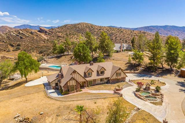 32944 Agua Dulce Canyon Road, Agua Dulce, CA 91390 (#SR21192258) :: Swack Real Estate Group | Keller Williams Realty Central Coast