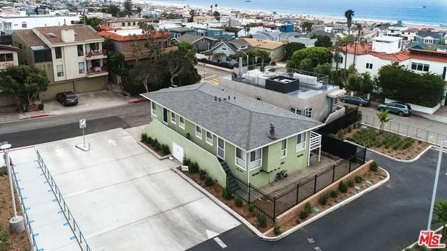 307 25Th Street, Hermosa Beach, CA 90254 (#21778442) :: Blake Cory Home Selling Team