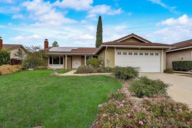 12858 Rios Rd, Poway, CA 92064 (#210024834) :: Corcoran Global Living
