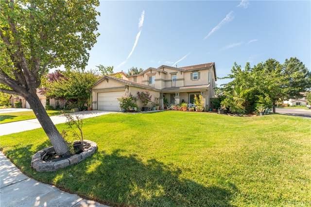 4216 Norval Avenue, Quartz Hill, CA 93536 (#SR21187663) :: Corcoran Global Living