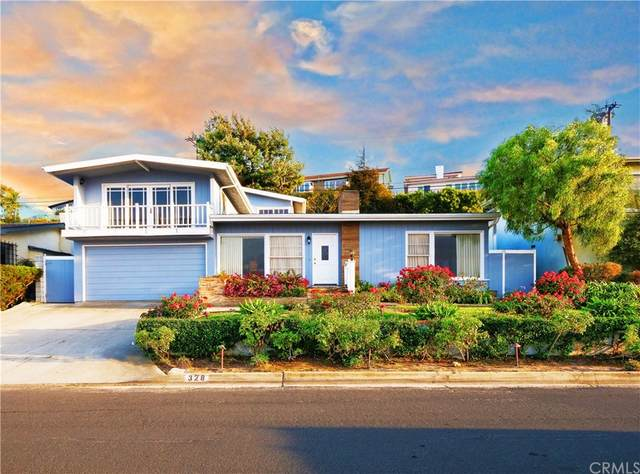 328 Avenida Atezada, Redondo Beach, CA 90277 (#PV21191546) :: Corcoran Global Living
