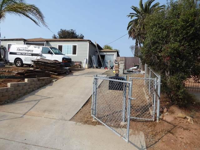 3219 Alta Drive, National City, CA 91950 (#PTP2106180) :: Blake Cory Home Selling Team