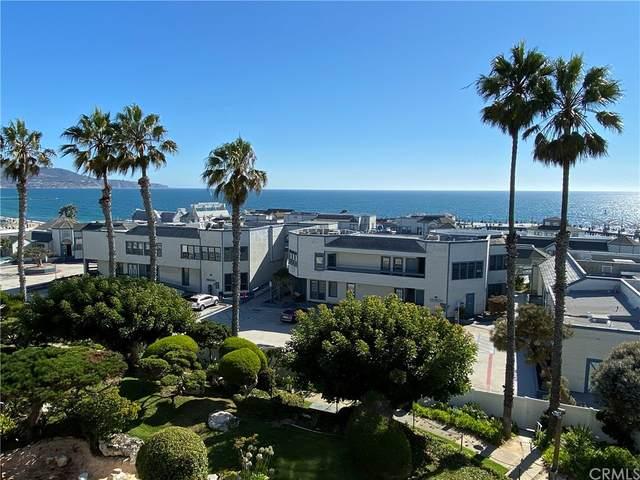 610 The Village #317, Redondo Beach, CA 90277 (#SB21179815) :: Go Gabby