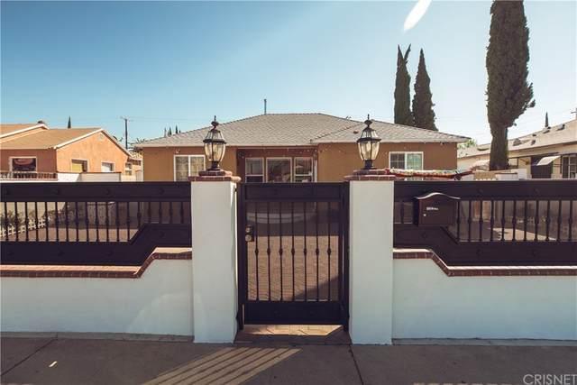 13700 Osborne Street, Arleta, CA 91331 (#SR21192830) :: Jett Real Estate Group