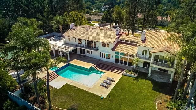 4625 E Cerro Vista Drive, Anaheim Hills, CA 92807 (#PW21192959) :: Steele Canyon Realty