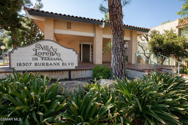 18307 Burbank Boulevard #95, Tarzana, CA 91356 (#221004813) :: Steele Canyon Realty
