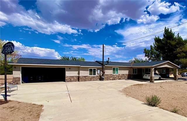 9888 Trinity Road #141, Oak Hills, CA 92344 (#CV21193052) :: Steele Canyon Realty