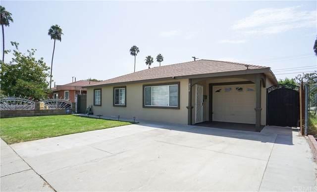 434 E 184th Street, Carson, CA 90746 (#DW21192647) :: Steele Canyon Realty