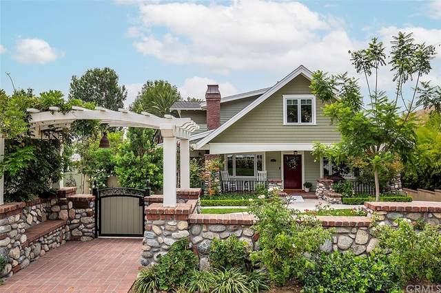 126 E Laurel Avenue, Sierra Madre, CA 91024 (#AR21192850) :: Steele Canyon Realty