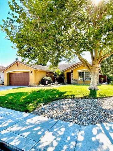 835 Sycamore Canyon Road, Paso Robles, CA 93446 (#NS21193266) :: Corcoran Global Living
