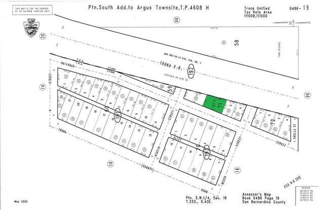 0 Railroad Street, Trona, CA 93592 (#CV21193264) :: Swack Real Estate Group   Keller Williams Realty Central Coast