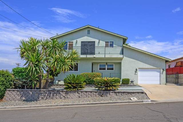 2411 Calle Aguadulce, San Diego, CA 92139 (#NDP2110204) :: Corcoran Global Living