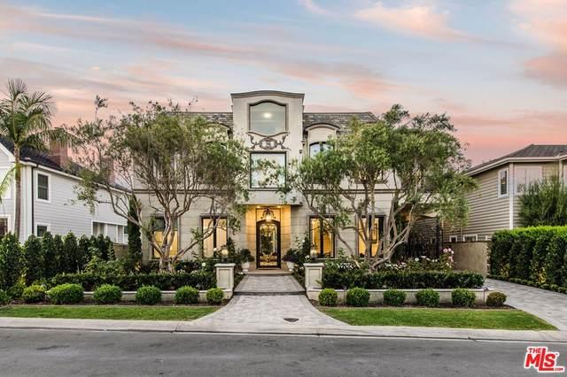 530 Kings Road, Newport Beach, CA 92663 (#21775858) :: Corcoran Global Living