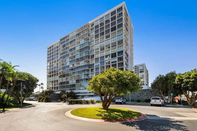 1810 Avenida Del Mundo #706, Coronado, CA 92118 (#210024941) :: The Costantino Group   Cal American Homes and Realty