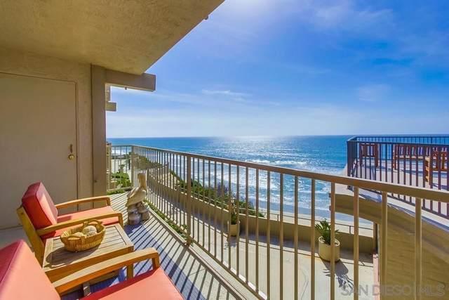 805 Beachfront Dr B, Solana Beach, CA 92075 (#210024944) :: The M&M Team Realty