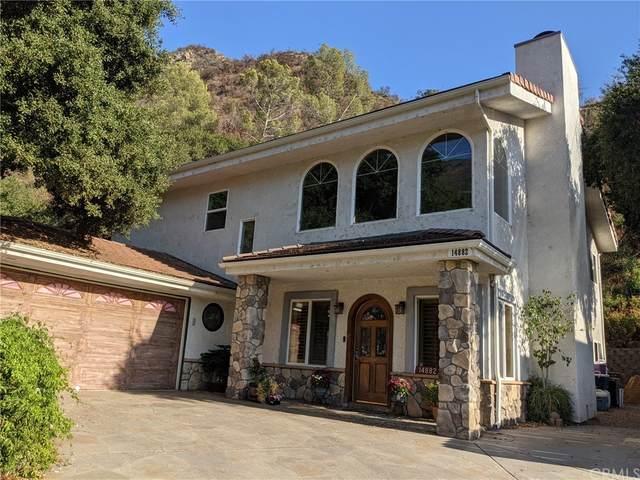 14882 Wildcat Canyon Road, Silverado Canyon, CA 92676 (#PW21193521) :: Robyn Icenhower & Associates