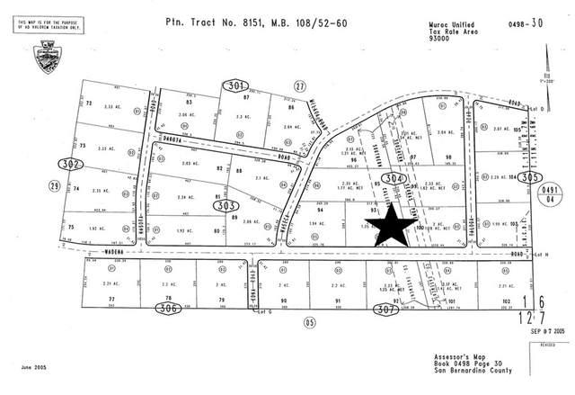 0 Wadena, Kramer Junction, CA 93516 (#CV21193541) :: Jett Real Estate Group