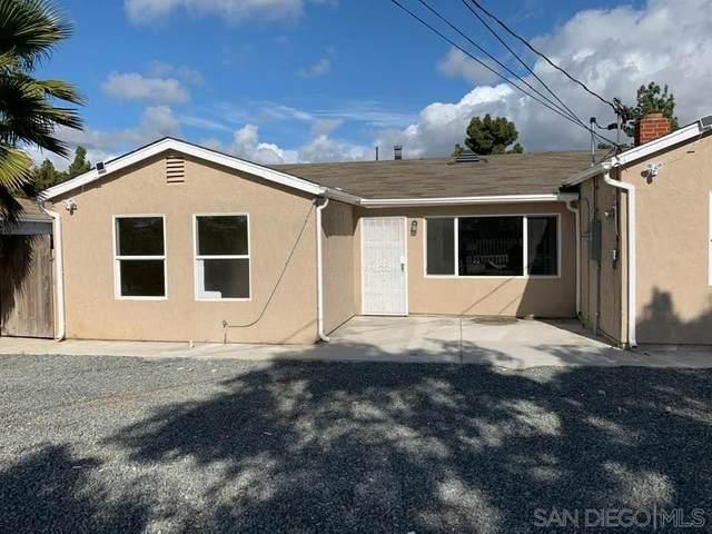 7816 7818 Mt Vernon St, Lemon Grove, CA 91945 (#210024954) :: Steele Canyon Realty