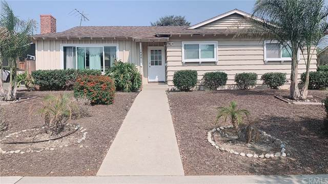 1448 Lynoak, Claremont, CA 91711 (#SN21193660) :: Mainstreet Realtors®