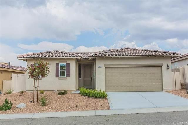 56620 Desert Vista Circle, Yucca Valley, CA 92284 (#IV21189968) :: Team Tami