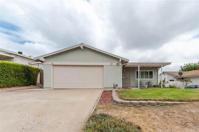 415 Braun Avenue, San Diego, CA 92114 (#SW21193655) :: Jett Real Estate Group